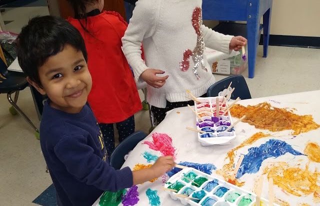 Bring Out The Artist In Them With Crafts