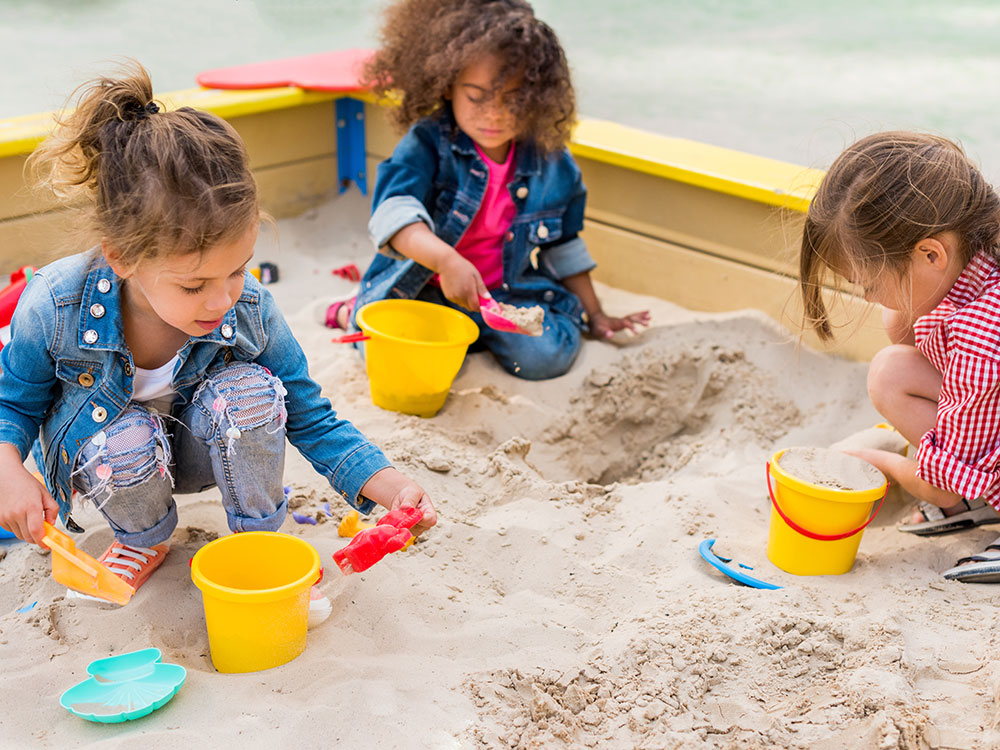Children Have Adventure-Packed Outside Time Daily