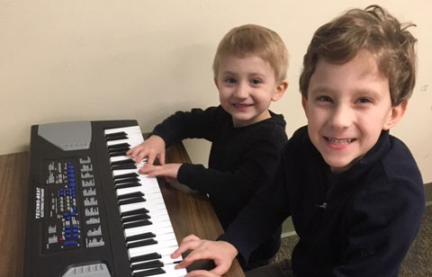 Introduce Your Child To The Joy Of Music And Movement
