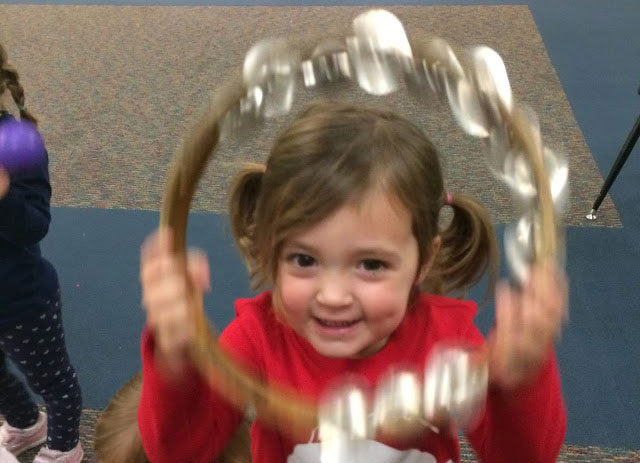 Music Together© Introduces Children To Melody And More
