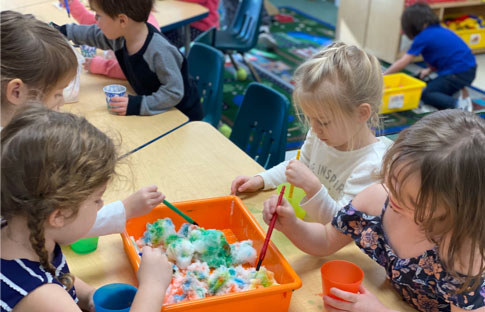 Storytime And Arts And Crafts For Fun Play-Based Learning