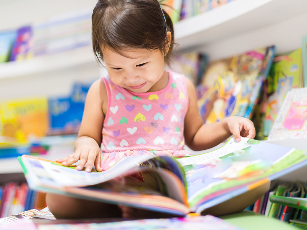 Summer Book Reading Keeps Your Child's Mind Sharp